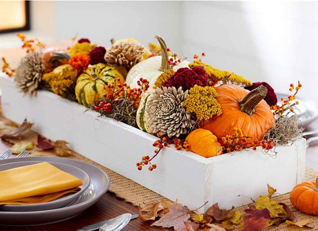 5 Ideas For Thanksgivind Decoration1