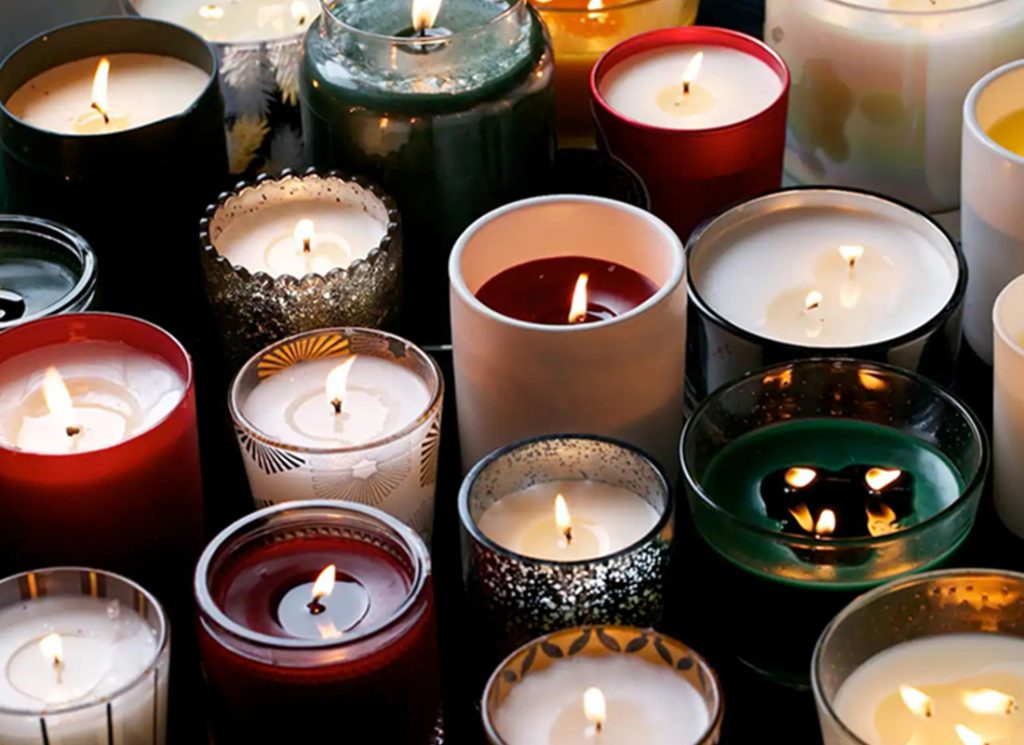 A Scented Candle's Benefits To Lifestyle1